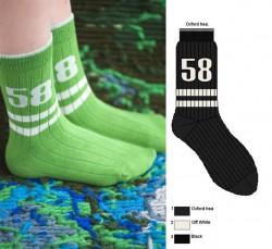 Bonnie Doon Socken FIFTY EIGHT dunkelgrau
