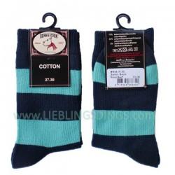 Bonnie Doon Socken Sailor navy/grün