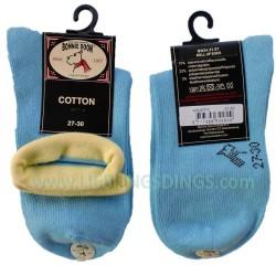 Bonnie Doon Roll Up Socken aquatic