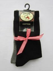 Bonnie Doon Socken 2er Pack schwarz/mittelgrau