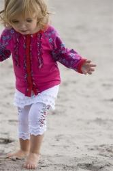Bonnie Doon Frou Frou Baby Rock-Legging Summertime