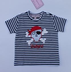Anouk et Emile T-Shirt Pirat