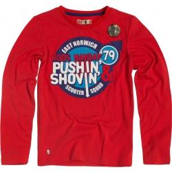 CKS Langarm-Shirt/Longsleeve Aton yell red