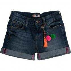 CKS Jeans Short Abelia medium blue