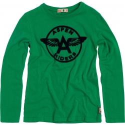 CKS Langarm-Shirt/Longsleeve Jonas fern green
