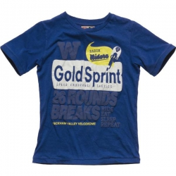CKS T-Shirt BRIGGS cycle blue