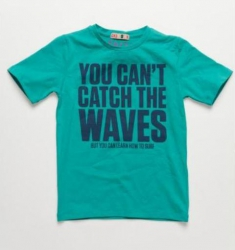 CKS T-Shirt EAGLE scuba mint