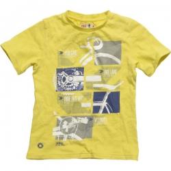 CKS T-Shirt VITUS spike yellow