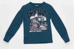 CKS Langarm-Shirt/Longsleeve BASTIAN blue gum