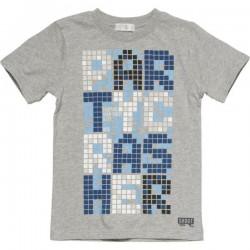 CKS T-Shirt HANK grey mele