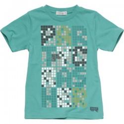 CKS T-Shirt HANK aqua beat