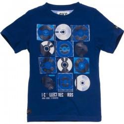 CKS T-Shirt HASTA blue base