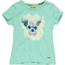 CKS T-Shirt HORACE party green