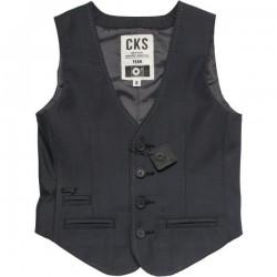 CKS Weste JOEP charcoal