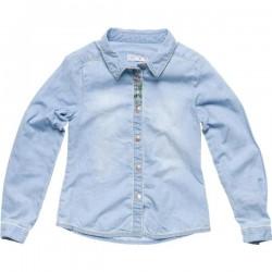 CKS Jeans Bluse PEARLY bleach denim