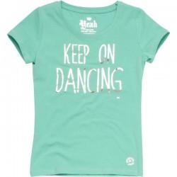 CKS T-Shirt ROXY party green