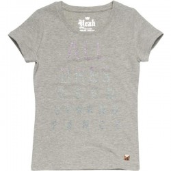 CKS T-Shirt ROXY grey mele