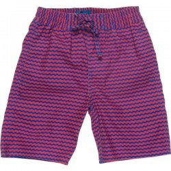 CKS Bade-Bermuda/Short WAVESTRIPES japan red
