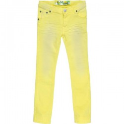 CKS coloured Jeans VOLUME sharp yellow