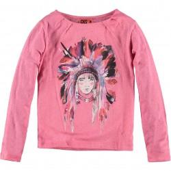 CKS Langarm-Shirt/Longsleeve HABIB light pink