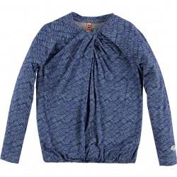 CKS Langarm-Shirt/Longsleeve HOPLA nautica blue