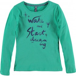 CKS Langarm-Shirt/Longsleeve HANNAH jade
