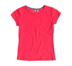 CKS Basic-T-Shirt Roxys lollypop