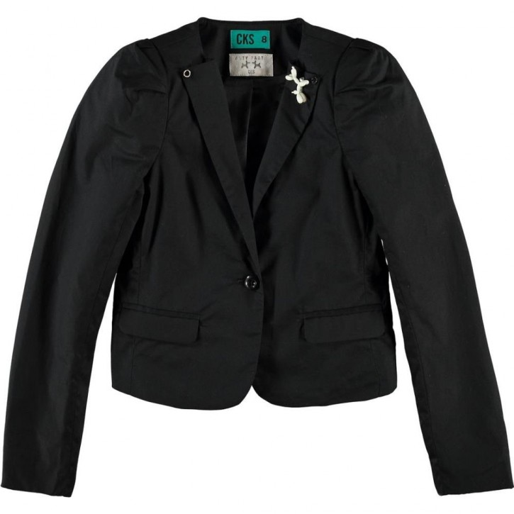 CKS Blazer JULIANA optic black