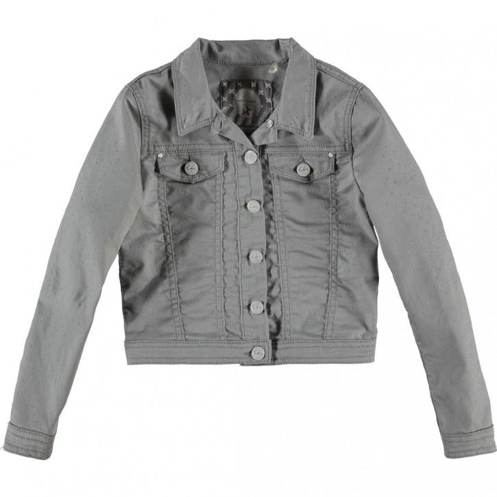 CKS Jeans-/Biker-Jacke JASMINTEA filter grey