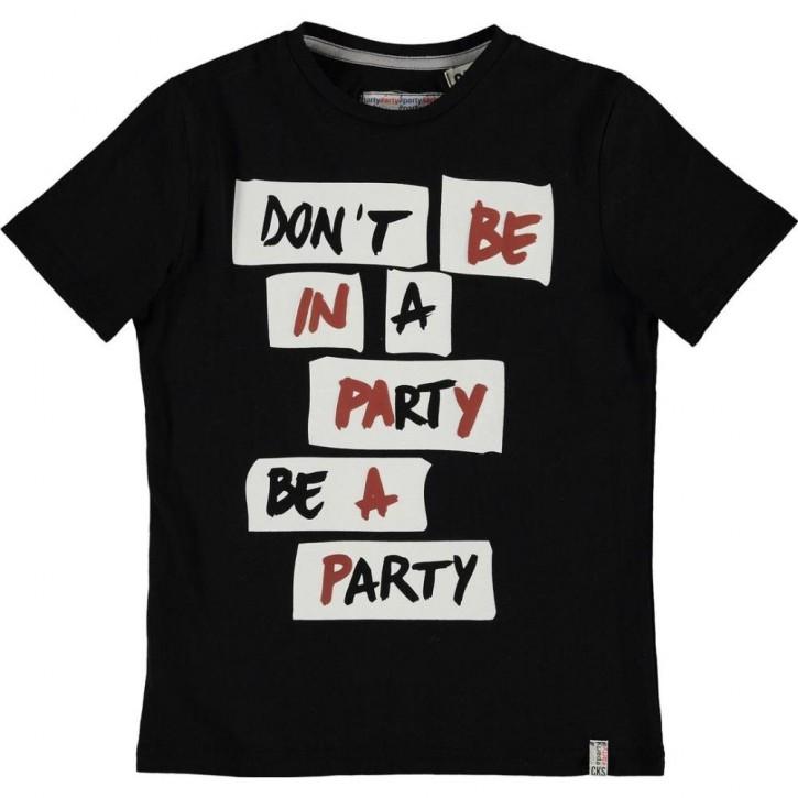 CKS T-Shirt HOET photo black