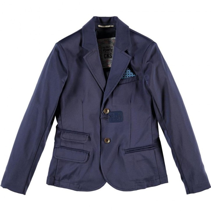 CKS Jacket TWOBLY wasco navy
