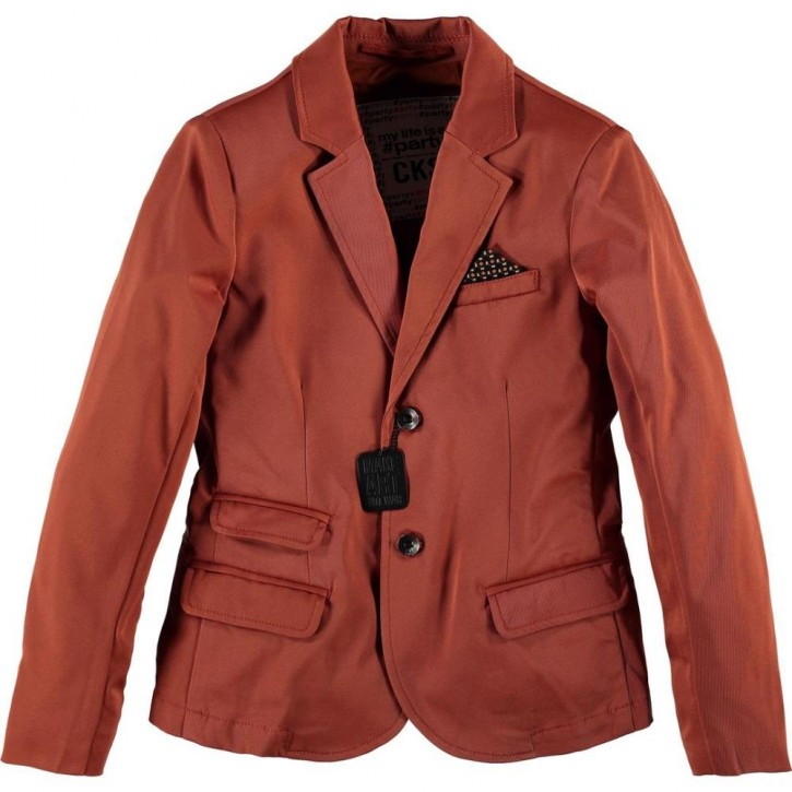 CKS Jacket TWOBLY brandy