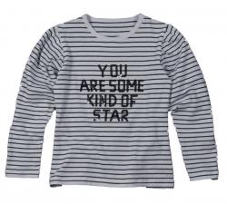 CKS Langarm-Shirt/Longsleeve Frantic gestreift