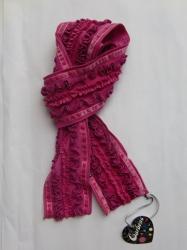 Carbone Schal pink