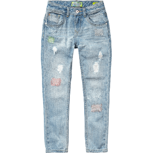 Vingino Destroyed Jeans CELLY old vintage