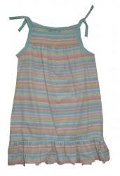 Paglie Jersey-Kleid Streifen candy colours