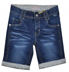 Paglie Jeans-Short denim