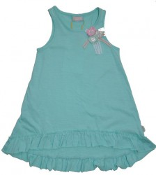 Paglie Kleid blue light (mint)