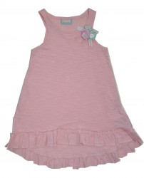 Paglie Kleid light rose