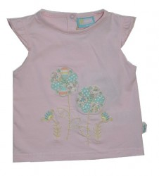 Paglie Mini T-Shirt light rose