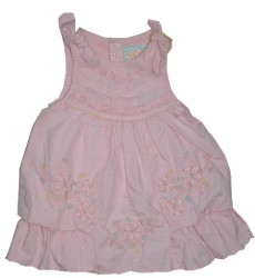 Paglie Mini Kleid light rose