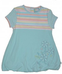 Paglie Mini Ballon-Kleid