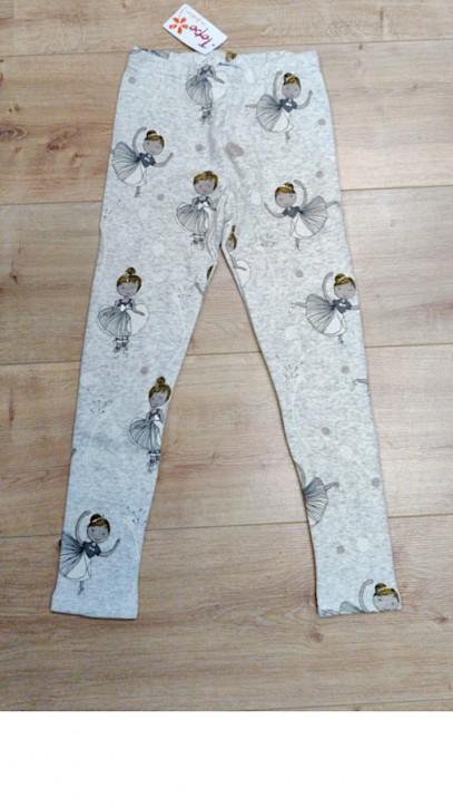 Topo Legging Thermo-Legging FEEN grau