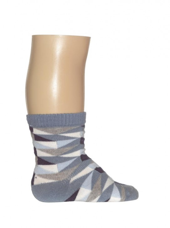 Bonnie Doon Baby Socken TANGRAM jeans