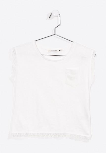 Kaporal T-Shirt FOMAE offwhite