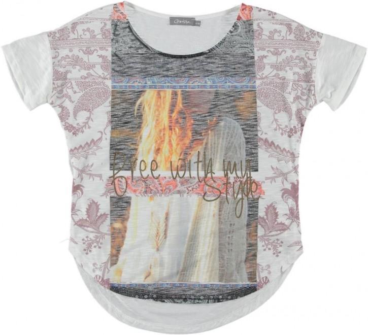 Geisha T-Shirt Photo-Print