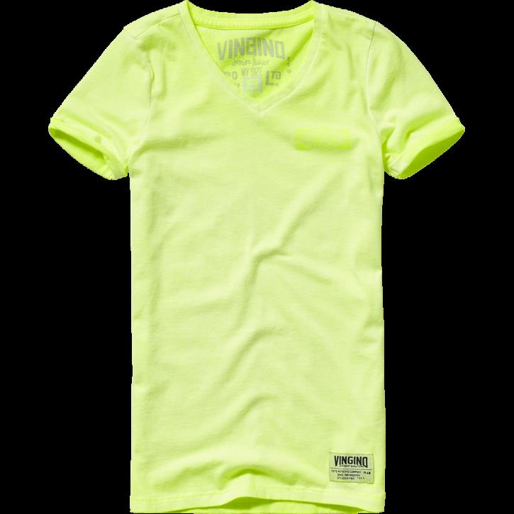 Vingino T-Shirt HAWAR neon yellow
