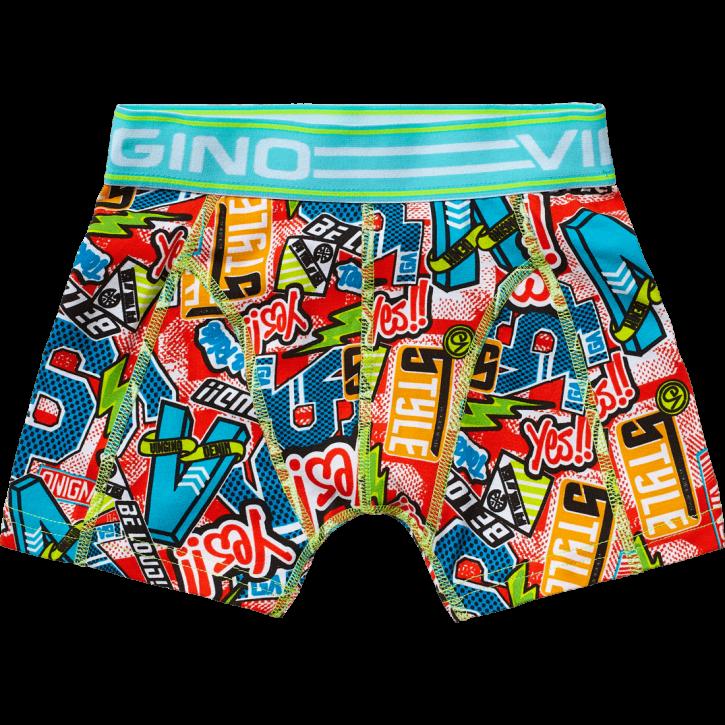 Vingino Boxer/Short 2er-Pack YESS multicolor red