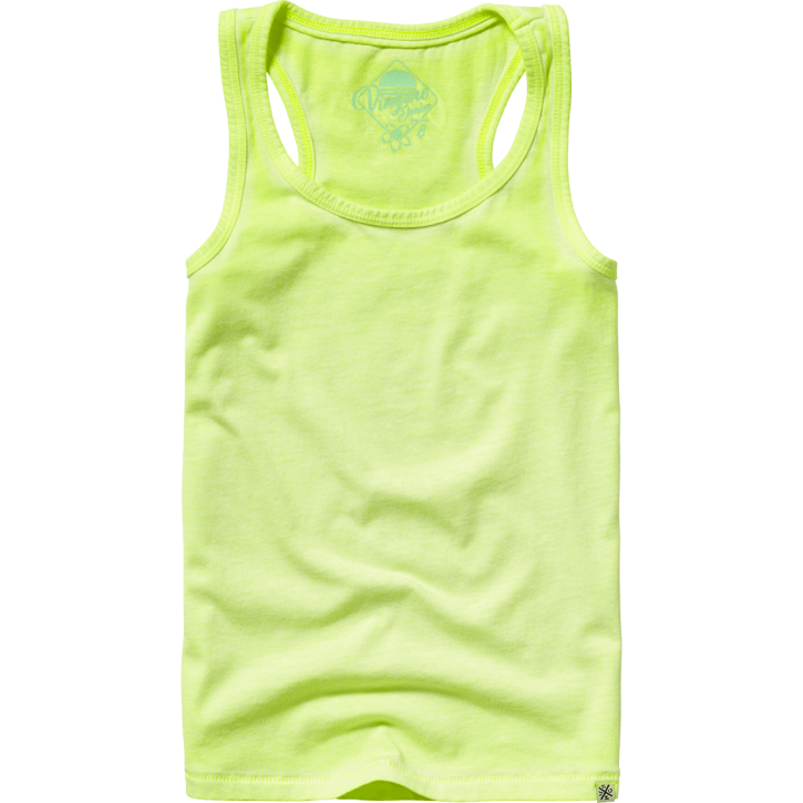 Vingino Racerback-Shirt/Tank-Top GERALDIEN neon lime
