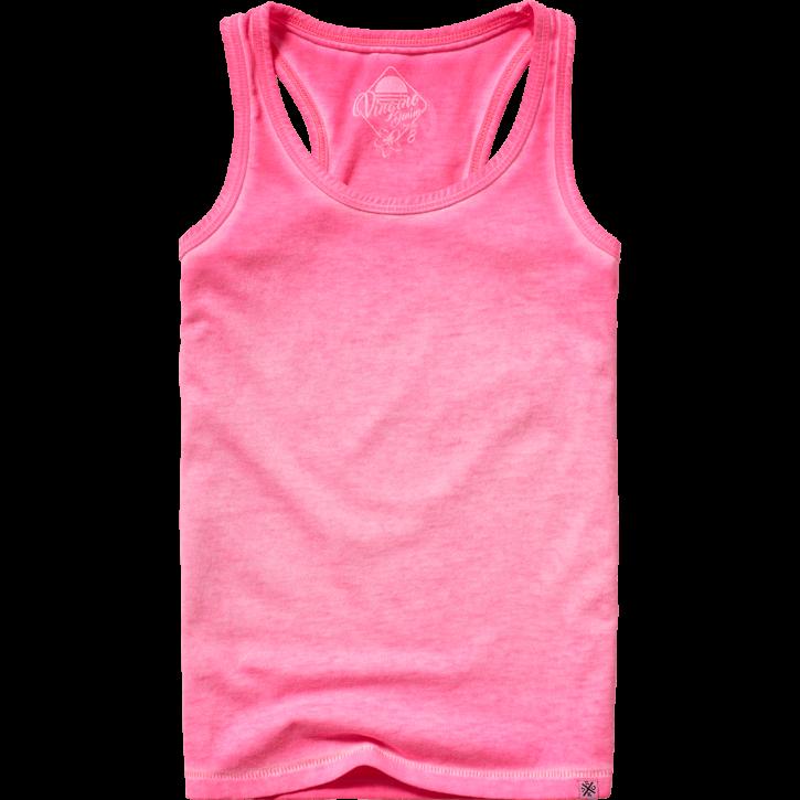 Vingino Racerback-Shirt/Tank-Top GERALDIEN neon pink
